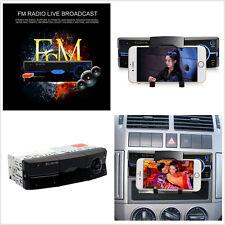 New listing Single Din Lossless Sound Bluetooth Mp3 Player Car Audio Stereo Aux Fm Radio Usb