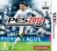Nintendo 3ds PES 2012 Pro Evolution soccer 3d Konami