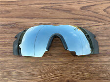 Silver polarized Replacement Lenses for oakley M Frame Strike/nose clip