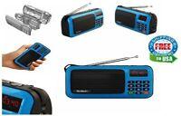 Rolton Am Fm Pocket Portable Radio Digital Stereo Transistor for Emergency Storm