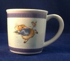 2001 Wedgwood The World Of Beatrix Potter Peter Rabbit Coffee Mug Tea Cup