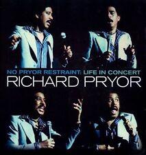 No Pryor Restraint: Life In Concert (7 CD/ 2DVD), New Music