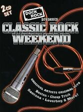 Dock Rock Presents: Classic Rock Weekend Various Artists MUSIC CD