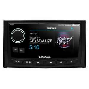 """Rockford Fosgate Marine Full Function Wired 5"""" Display Controller (Open Box)"""