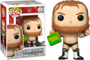 Funko Pop! WWE #88 OTIS MONEY IN THE BANK
