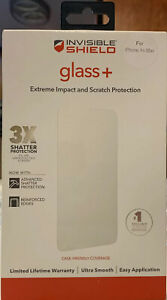 Zagg InvisibleShield Glass+ Screen Protector iphone Xs Max iPhone 11 Pro Max NEW
