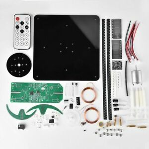 DIY Spherical LED Kit New Spherical POV Electronic POV Soldering  Rotating