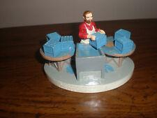 Sebastan Miniature Micheal Kittridge,Yankee Candle Co.50 Yr.Anniversary Signed 1