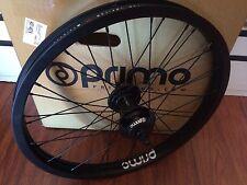 PRIMO BMX FREEMIX PRO COMPLETE WHEEL FREECOASTER FREE MIX HUB RHD RIGHT BLACK