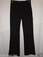 NOT YOUR DAUGHTERS JEANS (NYDJ) WOMEN'S BLACK JEANS  SIZE 4 PETITES