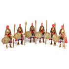 Playmobil 6x Greek Soldiers Army Ancient Greece Hoplite Spartans Sparta New