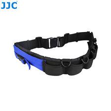 JJC Utility Photography Belt for Camera Lens Pouch Bag Memory Card Storage Belt