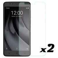 2-Pack For T-Mobile REVVL Plus 9H Premium Tempered Glass Film Screen Protector
