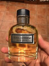 Vintage Original DOLCE & GABBANA® EDT For Men 4.2Fl oz 125ml made In Italy OFFER