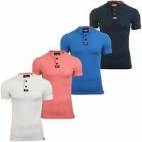 Superdry 'Homestead' Short Sleeved Grandad T-Shirt