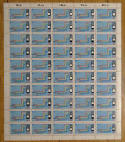 Bund 1368 postfrisch Bogen LUXUS Formnummer 2 BRD 1988 CEPT Europa MNH