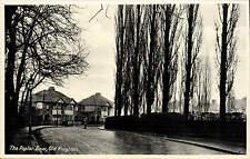 Knighton. The Poplar Row, Old Knighton by RAP Co.