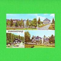Ansichtskarte DDR Masserberg