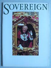 Sovereign - das deutsche Jaguar Magazin, Frühjahr 1989, 48 Seiten