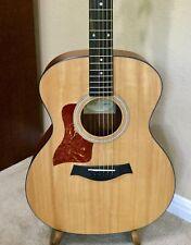 Taylor 114 Grand Auditorium Left Handed Acoustic Guitar - 2001