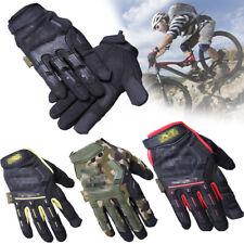 NEW Mechanix M-Pact Tactical Gloves Military Bike Race Sport Mechanics Wear