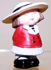 1995 NEW Hallmark Valentine Merry Miniature BASHFUL GIRL Mint Never Used QSM8109