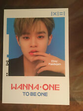 WANNA ONE Daehwi 대휘Official Photocard Pop-up Store POST CARD Photo Card K-pop