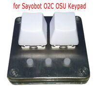 Cherry Red Axis Mini Tastaturen LED Light Mechanical Keypad für Sayobot O2C OSU