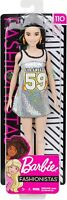 Barbie Fashionistas Doll #110