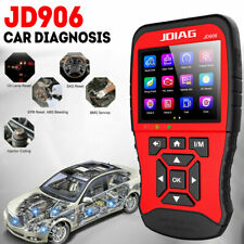 JDiag OBD Code Reader OBD2 Scanner Car Check Engine Fault Diagnostic Tool