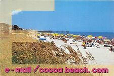 BF36372 url paradise photo cocoa beach   USA  front/back scan