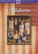 DIE WALTONS, die komplette 8. Staffel (Season 8) 6 DVDs NEU+OVP