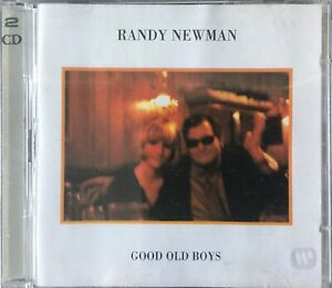 Randy Newman~Good Old Boys~Remastered And  Expanded~2xCD~2002~Johnny Cultler's