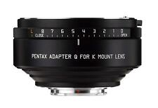 New Pentax K to Q Lens Adapter for K Mount Lens to Q Camera Body