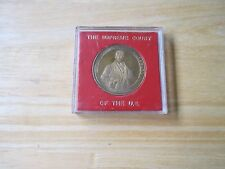 Supreme Court of the U.S. Chief Justice John Marshall 1801-1835 Medal