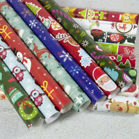 32 Designs Wrapping Paper Roll Wrap - Holiday Christmas Gift Present Wrap Paper