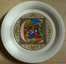 Hornsea Limited Edition Christmas Plate 1979