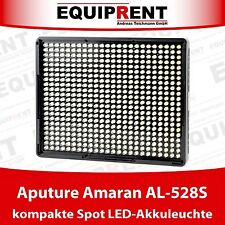 Aputure Amaran AL-528S Spot Tageslicht High CRI LED Leuchte für NP-F Akkus EQM22