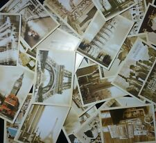 Lot of 32 Old Memories Forever Western Architecture Buildings Vintage Postcards