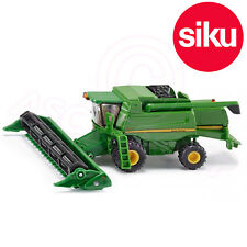 SIKU No 1876 1:87 JOHN DEERE 9680i HO COMBINE HARVESTER DieCast Metal Model Toy