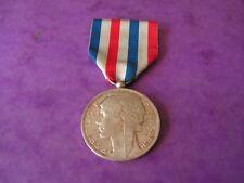grosse medaille aeronautique en argent attribuee 1975