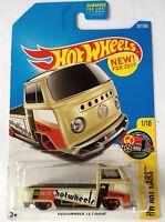 Hot Wheels Volkswagen T2 1968 Bay Window Pickup Truck