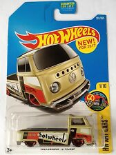 Hot Wheels Volkswagen T2 1968 Bay Window Pickup Truck