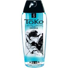 SHUNGA TOKO AQUA LUBRICANTE NATURAL QUALITY EROTIC LUBRICANT OIL FROM SPAIN