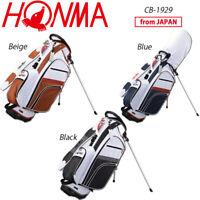 "5.952lb 2019 HONMA Golf Japan CB-1929 Stand bag 9.5"" unisex  19wn"