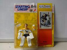 Vintage Tom Barrasso Starting Lineup NHL SLU Pittsburgh Penguins 1994 MIP