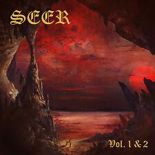 Seer - Vol.1 & 2 DIGIPAK Sludge Metal/ Doom Metal/ Stoner Rock (Electric Wizard)