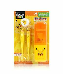Reach Kids Toothpaste Set Of Pikachu Assorted 3