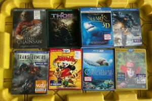 3D Blu-ray Movies - 3D Movies for 3DTV - 3D Projector - PICK!