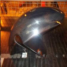 *CRACKED* King Carbon Front Mudguard For Suzuki GSX-R1000 2000-2002
